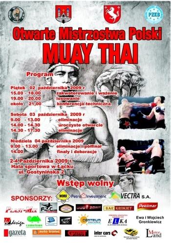 Mistrzostwa Polski Muay Thai
